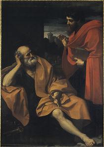 G.Reni, Apostel Petrus und Paulus by AKG  Images