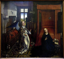 R. van der Weyden, Verkuendigung by AKG  Images
