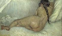 Van Gogh/Weiblicher Rueckenakt/1887 von AKG  Images