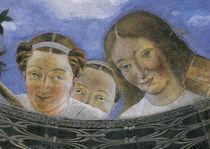 A.Mantegna, Cam.Sposi, Herabblickende von AKG  Images