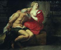 P.P.Rubens, Cimon und Pero von AKG  Images