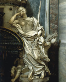 G.L.Bernini, Justitia von AKG  Images