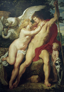Rubens, Venus und Adonis by AKG  Images