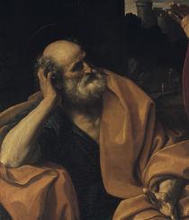 G.Reni, Petrus u.Paulus, Ausschnitt by AKG  Images