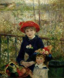 A.Renoir, Die beiden Schwestern von AKG  Images