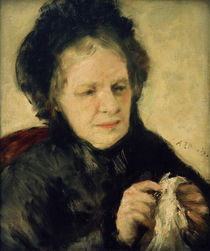 A.Renoir, Madame Theodore Charpentier by AKG  Images