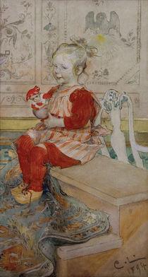 Carl Larsson, Lisbeth von AKG  Images