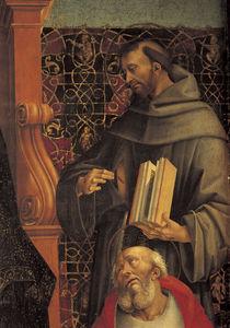 L.Signorelli, Franz von Assisi by AKG  Images