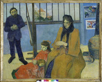 Atelier de Schuffenecker / Gem.v.Gauguin by AKG  Images