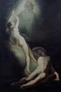 J.H.Fuessli, Erschaffung der Eva by AKG  Images