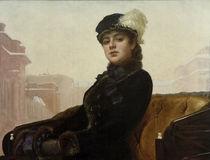 I.N.Kramskoi, Die Unbekannte von AKG  Images