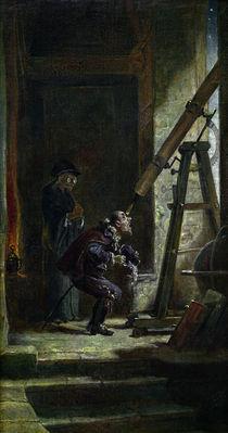 C.Spitzweg, Der Astrologe