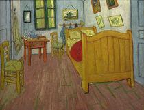 Van Gogh, Das Schlafzimmer by AKG  Images