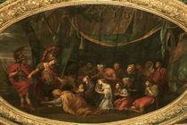 Alexander u. Familie des Darius /Le Brun by AKG  Images