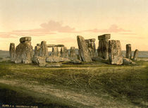 Stonehenge (England) / Photochrom by AKG  Images