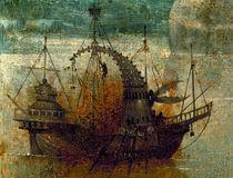 Bosch, Altar der Hl.Julia / Det. von AKG  Images