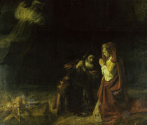 Rembrandt, Das Opfer Manoahs by AKG  Images