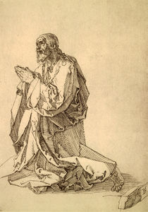 Duerer, Christus am Oelberg von AKG  Images