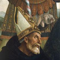 L.Signorelli, Kopf des Augustinus von AKG  Images