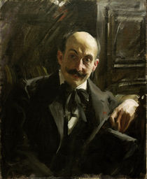 Max Liebermann / Gemaelde v. Anders Zorn by AKG  Images
