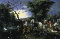 J.Brueghel d.J., Arche Noah by AKG  Images