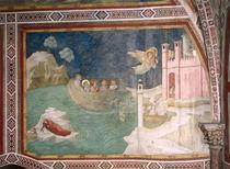 Giottoschule, Meerfahrt Maria Magdalena von AKG  Images