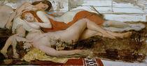 L.Alma Tadema, Erschoepfte Maenaden von AKG  Images