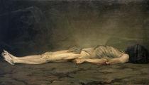F.Vallotton, Der Leichnam by AKG  Images