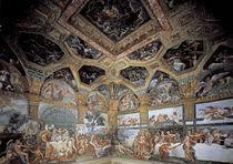 Mantua, Palazzo del Te, Sala di Psiche by AKG  Images