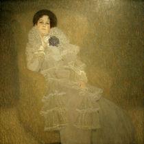 G.Klimt, Marie Henneberg by AKG  Images