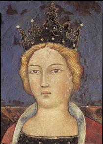 A.Lorenzetti, Kopf der Justitia by AKG  Images