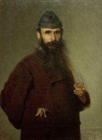 A.D.Litowtschenko / Gem.v. I.N.Kramskoi by AKG  Images