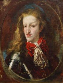 Karl II. von Spanien / L. Giordano von AKG  Images