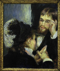 A.Renoir, Die Unterhaltung von AKG  Images
