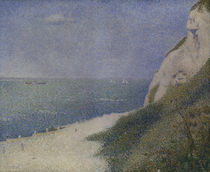 G.Seurat, Bas-Butin. Greve a Honfleur von AKG  Images