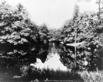 Berlin,Rousseau-Insel im Tiergarten/Levy by AKG  Images