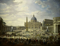 Rom, St.Peter / Pannini by AKG  Images