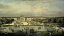 Muenchen, Schloss Nymphenburg / Bellotto by AKG  Images