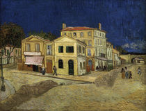 V.van Gogh, Das gelbe Haus by AKG  Images