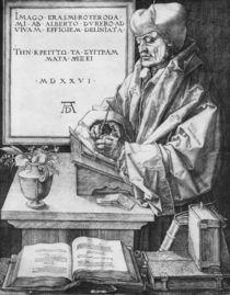 Erasmus von Rotterdam / Kpfst.v.Duerer by AKG  Images
