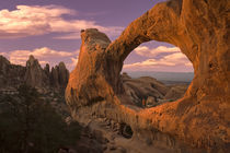 Double O Arch by Scott Spiker