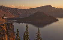 Crater Lake by Scott Spiker