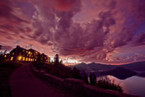 Crater Lake Lodge by Scott Spiker