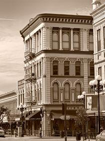 San Diego's Original City Hall by Ken Williams