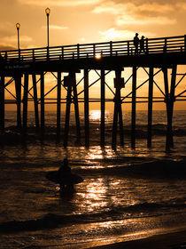Oceanside Pier by Ken Williams