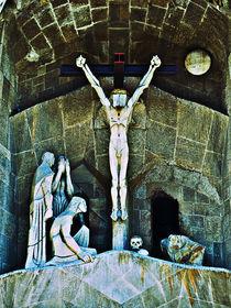 Sagrada Família Passion by Ken Williams