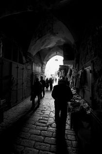 Life in Jerusalem by Alex Soh