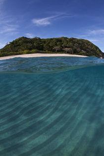 Island Paradise von Steve De Neef