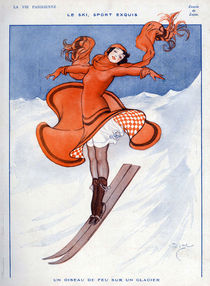 'La Vie Parisienne, 1922' by Advertising Archives