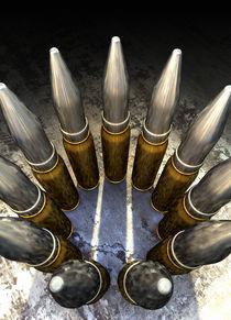 Bullets Circle von Graham Hughes